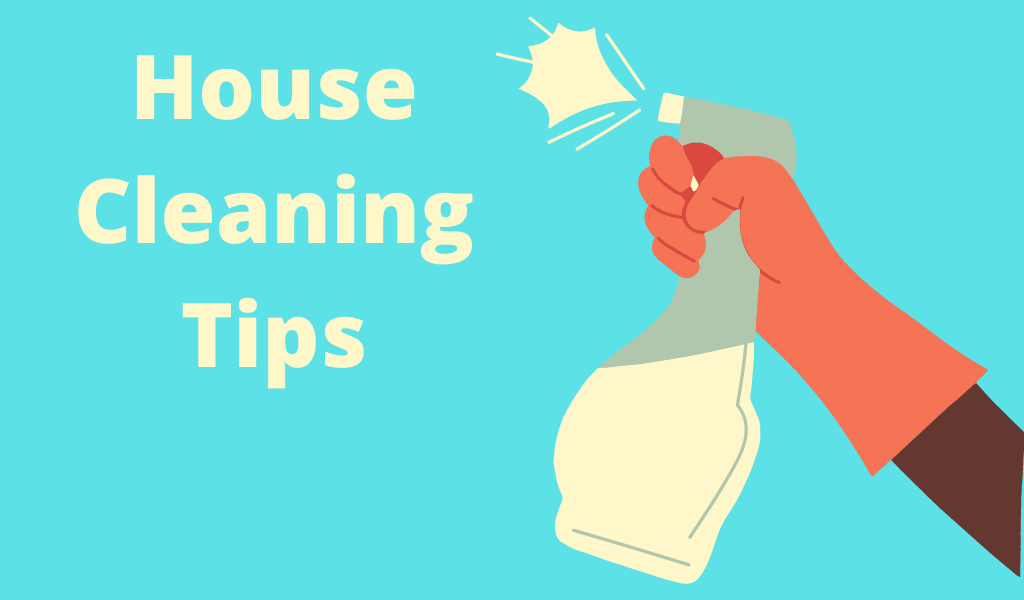 Moving into a New House Cleaning Tips