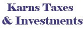 Karns Taxes & Investments