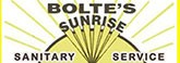 Bolte's Sunrise Sanitary Service Inc