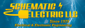 Schematic Electric, commercial wiring service Rosamond CA
