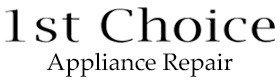 1st Choice Appliance Repair, refrigerator repair service Chesterfield MO