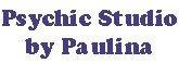 Psychic Studio by Paulina