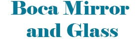Boca Mirror & Glass, Frameless Shower Door Service Delray Beach FL