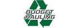 Budget Hauling LLC, residential junk removal Roseville CA