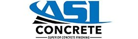 ASI Concrete, concrete patio installation Dallas TX