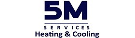 5M services, central heating system replacement in Memphis TN