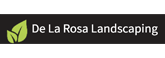 De La Rosa Landscaping, lawn side installation San Diego CA