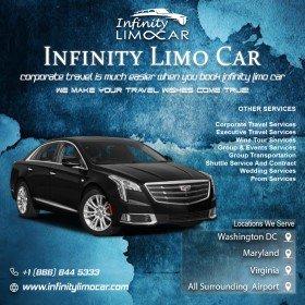 Infinity Limo Car