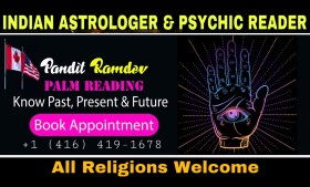 Astrologer Psychic And Spiritual Healer