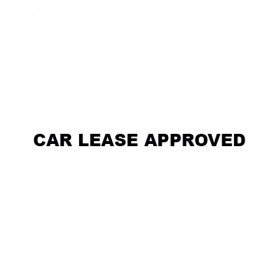Car Lease Approved