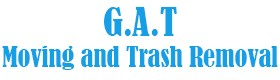 G.A.T Moving & Trash Removal, residential trash removal The Bronx NY