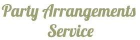 Party Arrangements Service