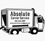 Absolute Carrier Service, same day delivery service Chapel Hill NC