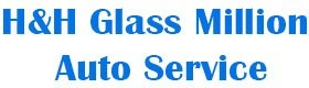 H&H Glass Million Auto Service, windshield replacement company McKinney TX
