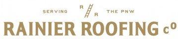 Rainier Roofing Replacement, Installation Contractor Everett WA