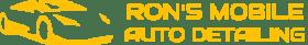 Ron's Mobile Auto Detailing, auto detailing services Campbell CA